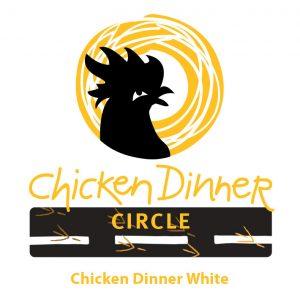Chicken Dinner Club White   Huston Vineyards