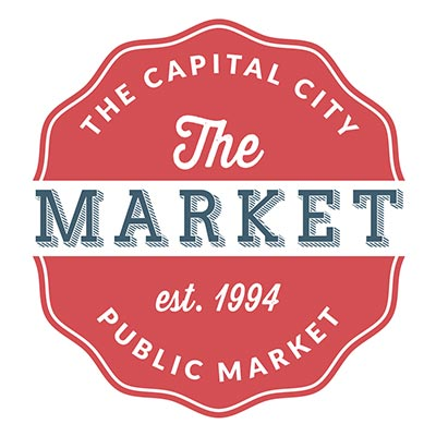 The Capital City Market logo