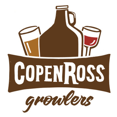 CopenRoss growlers logo