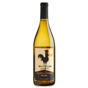 Chicken Dinner White Wine by Huston Vineyards