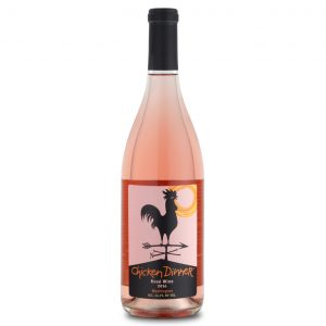 Chicken Dinner Rosé Wine by Huston Vineyards