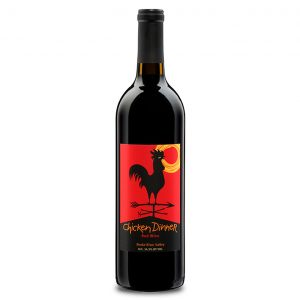 Chicken Dinner Red by Huston Vineyards