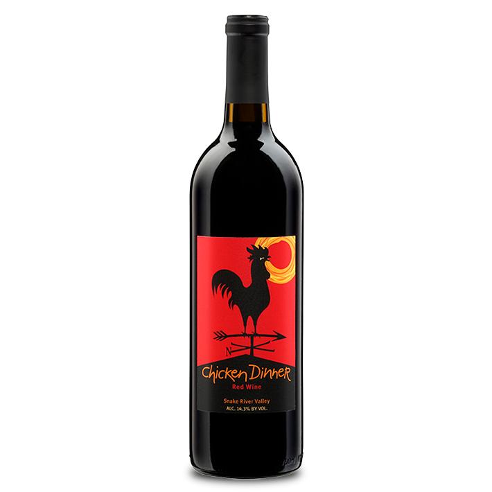 Chicken Dinner Red by Huston Vineyards