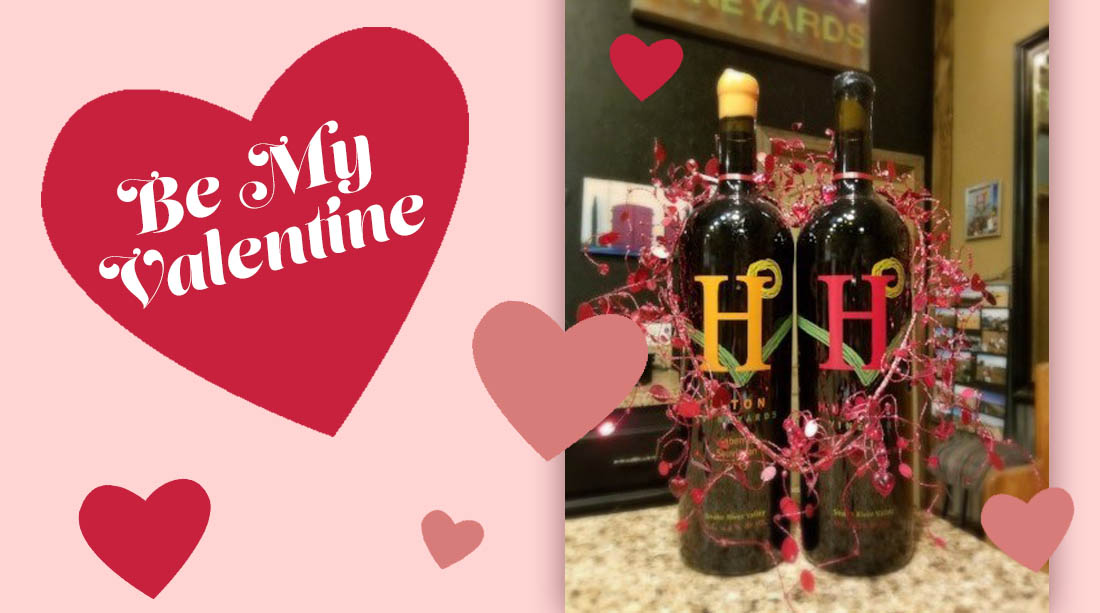 You're going to love February at Huston Vineyards